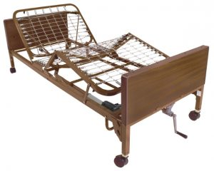 Semi Electric Hospital Beds