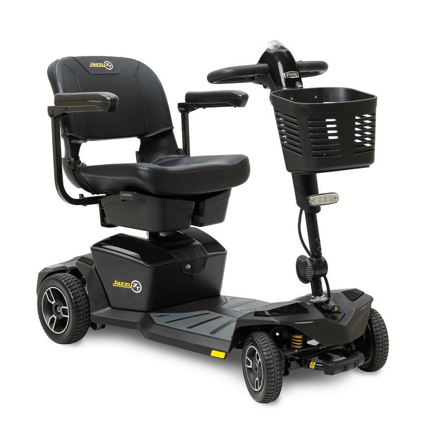 Jazzy Zero Turn Scooter